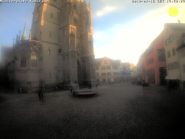 Webcam Münsterplatz
